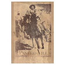 Pancho Villa Mexican Revolution Print