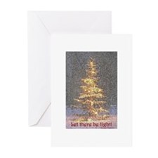 Let There Be Light Greeting Cards (Pk of 20)