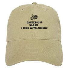 Walk with Angels Baseball Cap for Real Motorcycle Safety