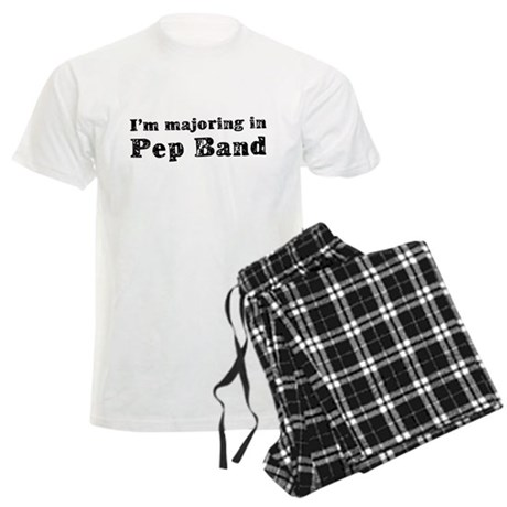 Pep Band Men's Light Pajamas