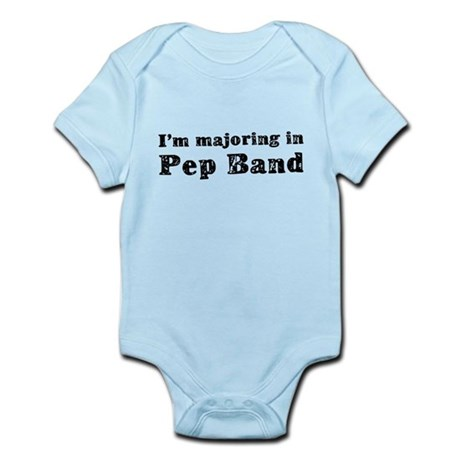 Pep Band Infant Bodysuit