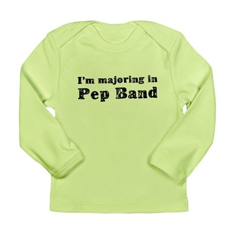 Pep Band Long Sleeve Infant T-Shirt