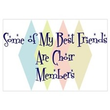 Choir Members Friends