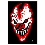 WICKED CLOWN Print