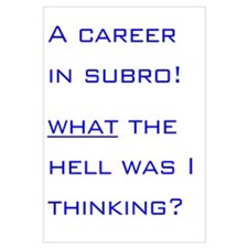 A Career in Subro