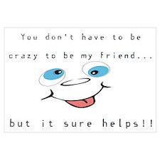 Crazy Friend