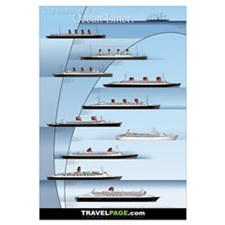 Evolution of the Ocean Liner