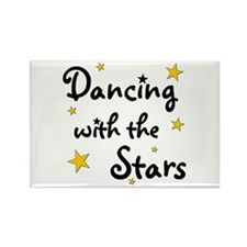 DWTS Rectangle Magnet