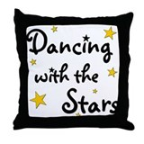 DWTS Throw Pillow