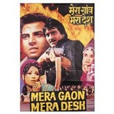 Mera Gaon Mera Desh Bollywood