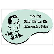 Chiropractor Voice