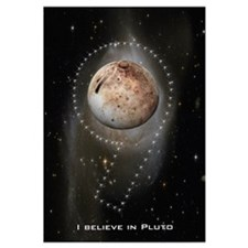 I believe in Pluto