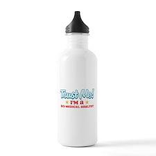 Trust me Bio-medical analyst Water Bottle