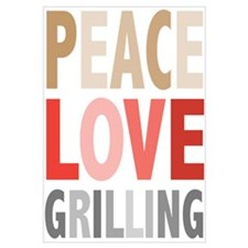 Peace Love Grilling