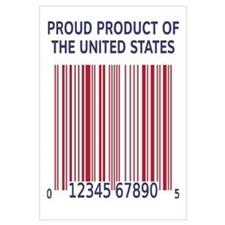 Product Of U.S. Barcode