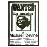 Wanted for murder Re-Print