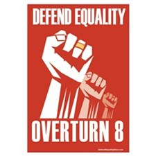 - Post ElectionDefend Equality Design