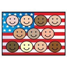 America People of Many Colors
