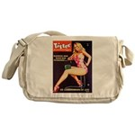 Titter Hot Beauty Queen Girl Messenger Bag