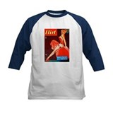 Flirt Redhead Beauty Girl Cover Tee