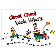 Choo Choo Who's 2