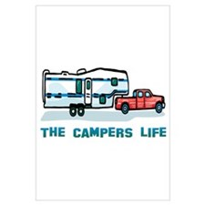 The campers life