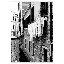 Laundry Day: Venice, Italy
