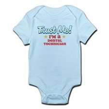 Trust me Dental technician Infant Bodysuit
