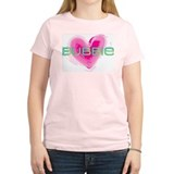 Bubbie Love Women's Pink T-Shirt