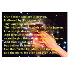 Our father who are in heaven