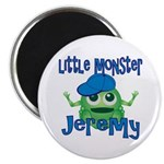 Little Monster Jeremy Magnet