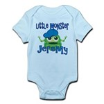 Little Monster Jeremy Infant Bodysuit