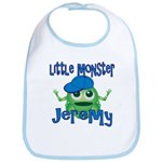 Little Monster Jeremy Bib