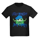 Little Monster Jeremy Kids Dark T-Shirt