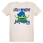 Little Monster Jeremy Organic Kids T-Shirt