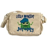 Little Monster Jeremy Messenger Bag