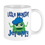Little Monster Jeremy Mug