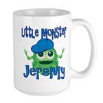Little Monster Jeremy Large Mug