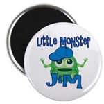 Little Monster Jim Magnet
