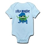 Little Monster Jim Infant Bodysuit