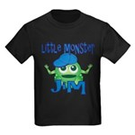 Little Monster Jim Kids Dark T-Shirt