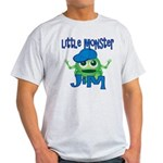 Little Monster Jim Light T-Shirt