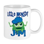 Little Monster Jim Mug