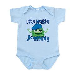 Little Monster Johnny Infant Bodysuit