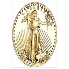 The Liberty Gold Coin