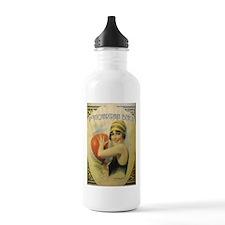Pontchartrain Beach Poster Water Bottle