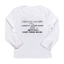 Culpepper Minute Men Long Sleeve Infant T-Shirt