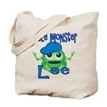 Little Monster Lee Tote Bag