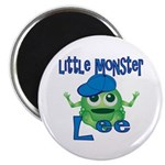 Little Monster Lee Magnet