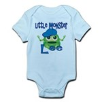 Little Monster Lee Infant Bodysuit